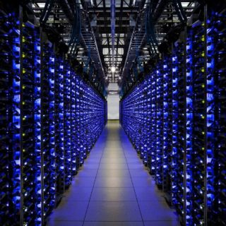 Servers Server Farm Engine Room