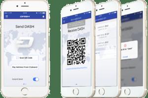 dash core team ios app