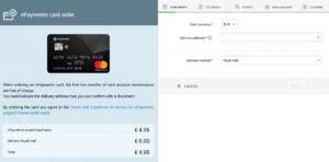 epayments carta credito criptovalute