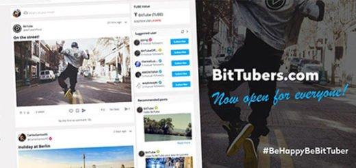 cos e bittubers social network 1