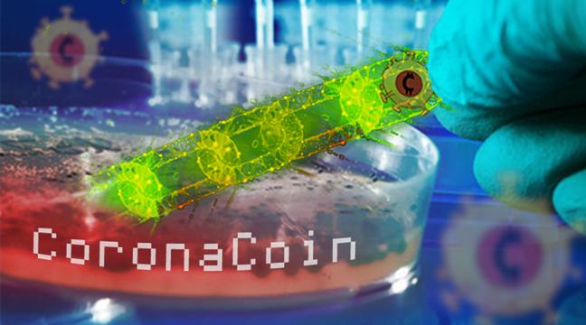 coronacoin token coronavirus
