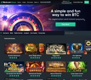 Giochi online bitcoin