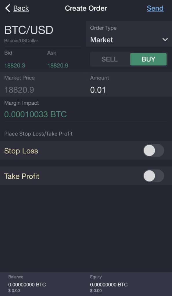 primexbt app smartphone