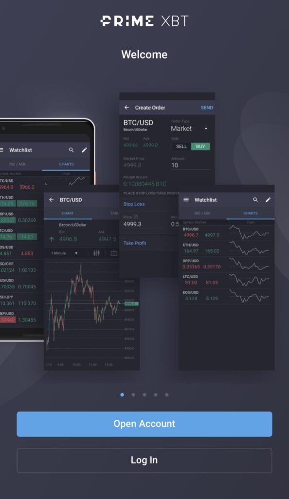 primexbt trading bitcoin