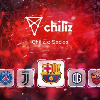 Chiliz e Socios - Blockchain per lo sport